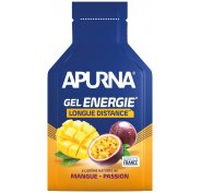 Apurna Gel Energie Longue distance Mangue/Passion