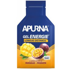 Apurna Gel Energie Longue distance Mangue/Passion