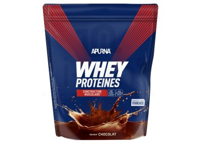Apurna Whey protéines Chocolat - 720 g