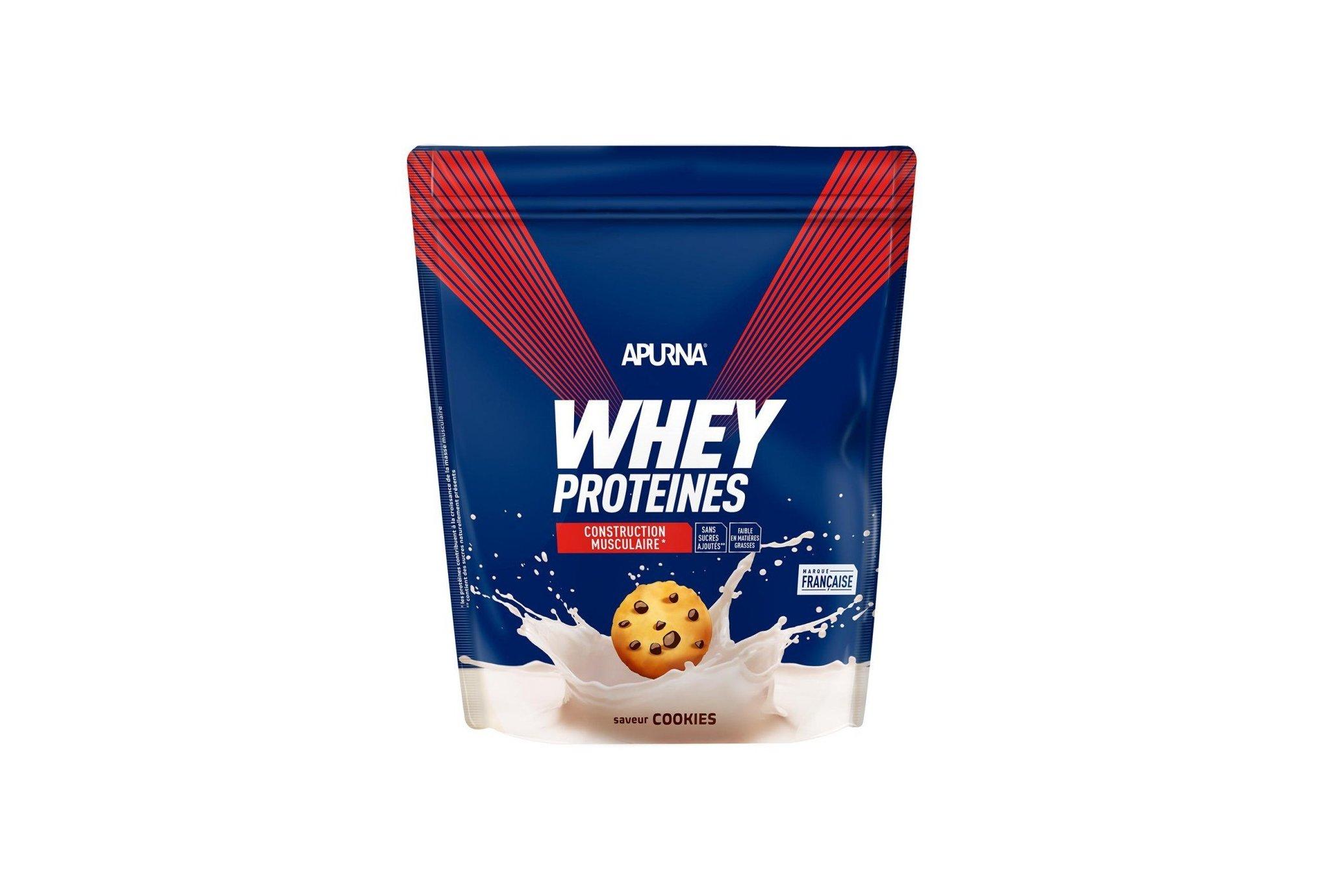 Apurna Whey protéines Cookies - 720 g Diététique Protéines / récupération