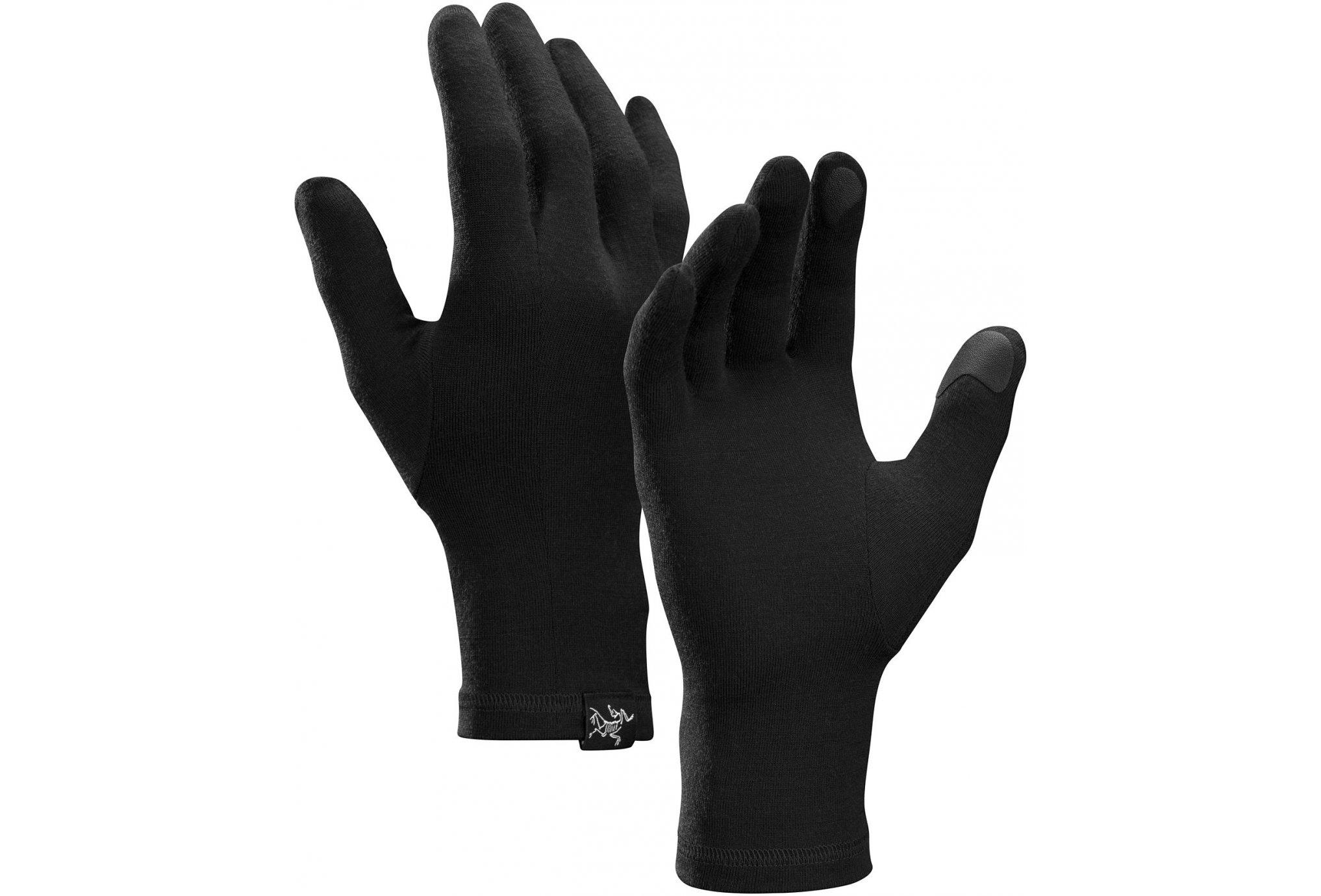 Arcteryx Gothic bonnets / gants