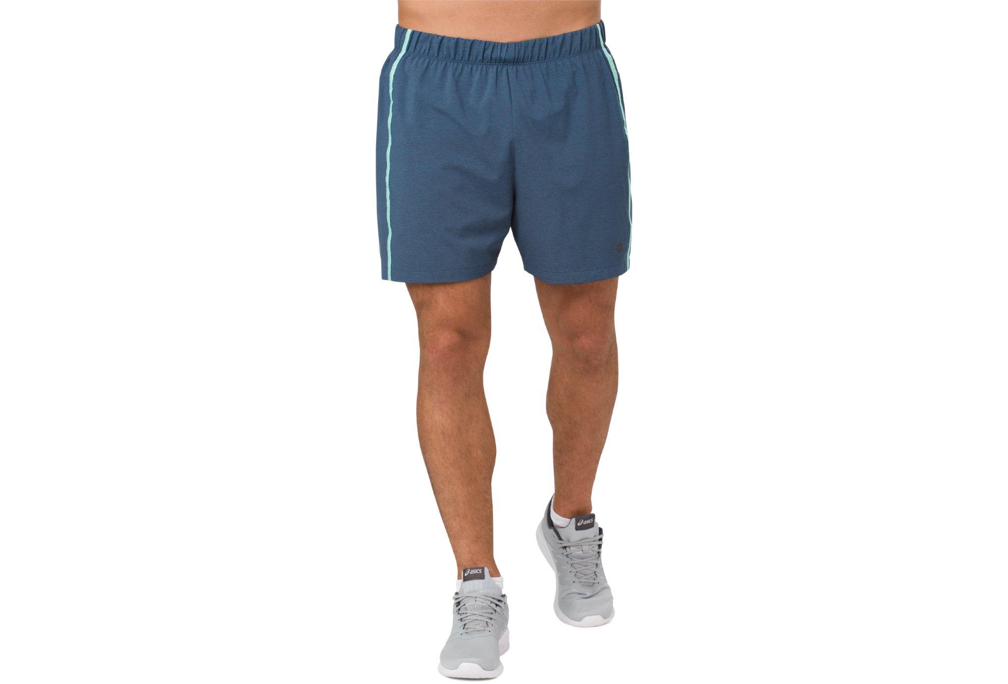 Asics 5inch M vêtement running homme