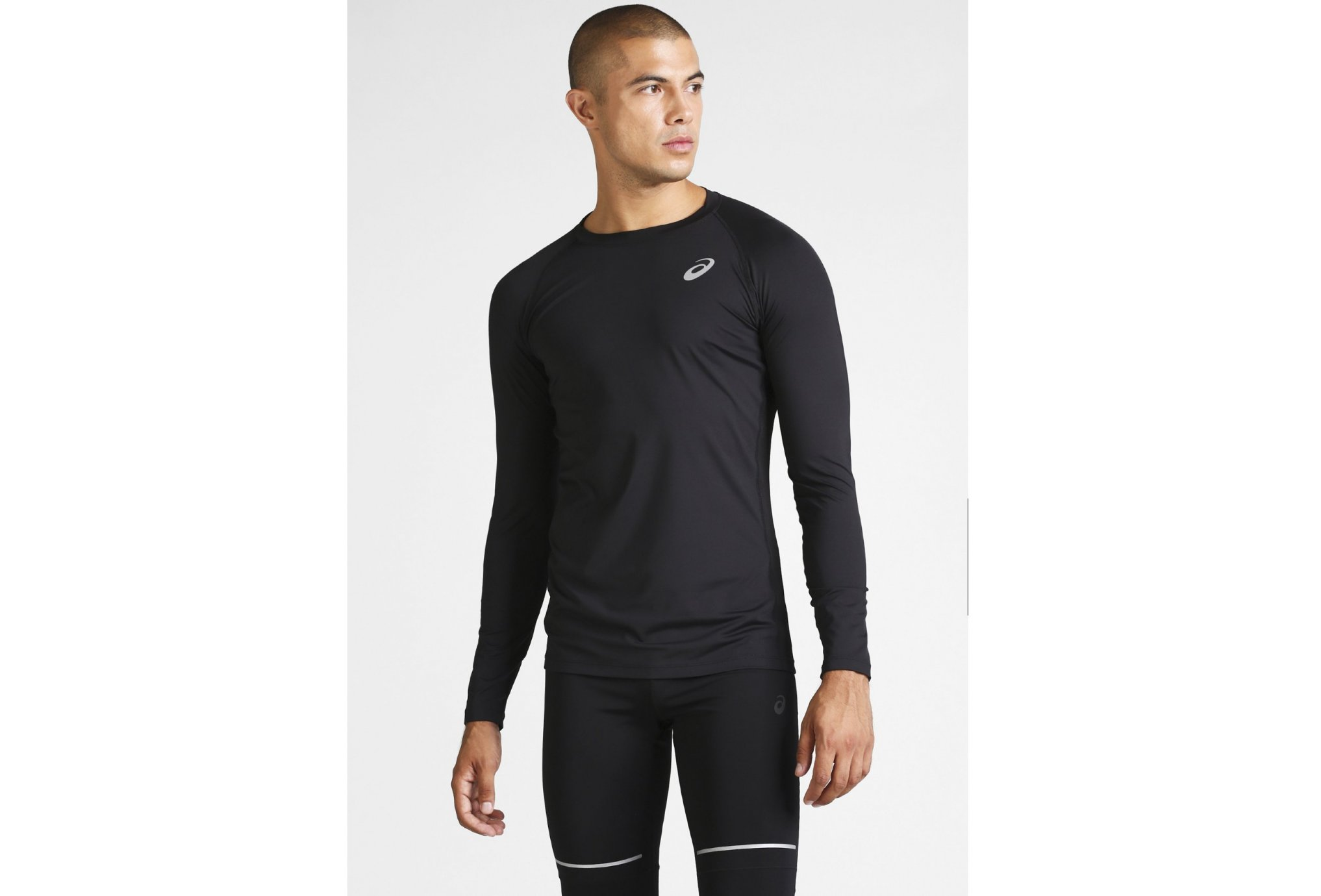 Asics Base layer top ls m vêtement running homme