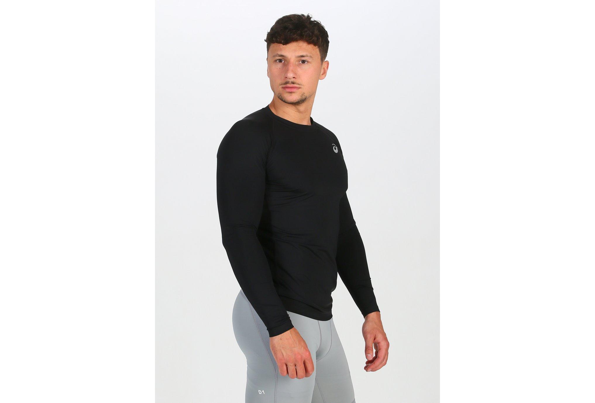 Asics Base Layer Top M vêtement running homme