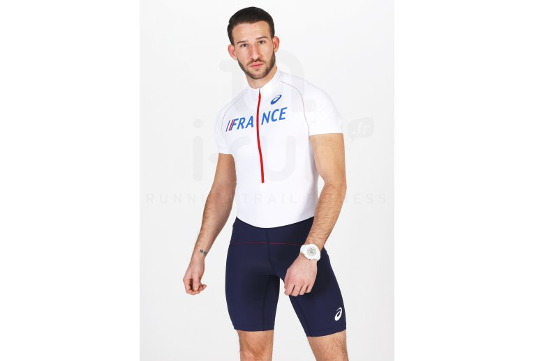 Asics Combinaison T&F Inner Muscle Racing Suit M