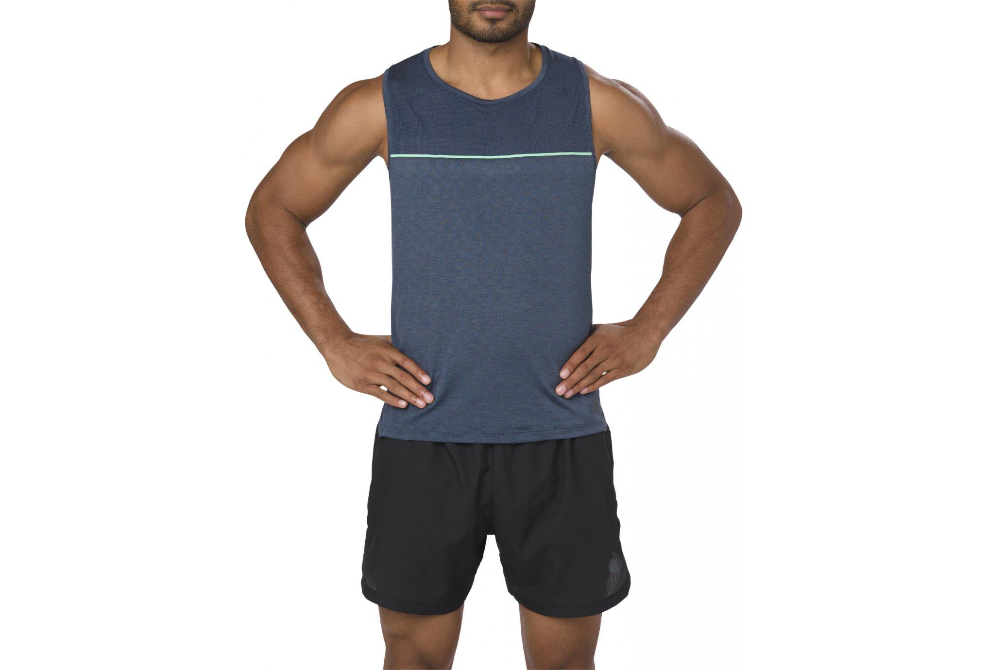 Asics Cool singlet m vêtement running homme