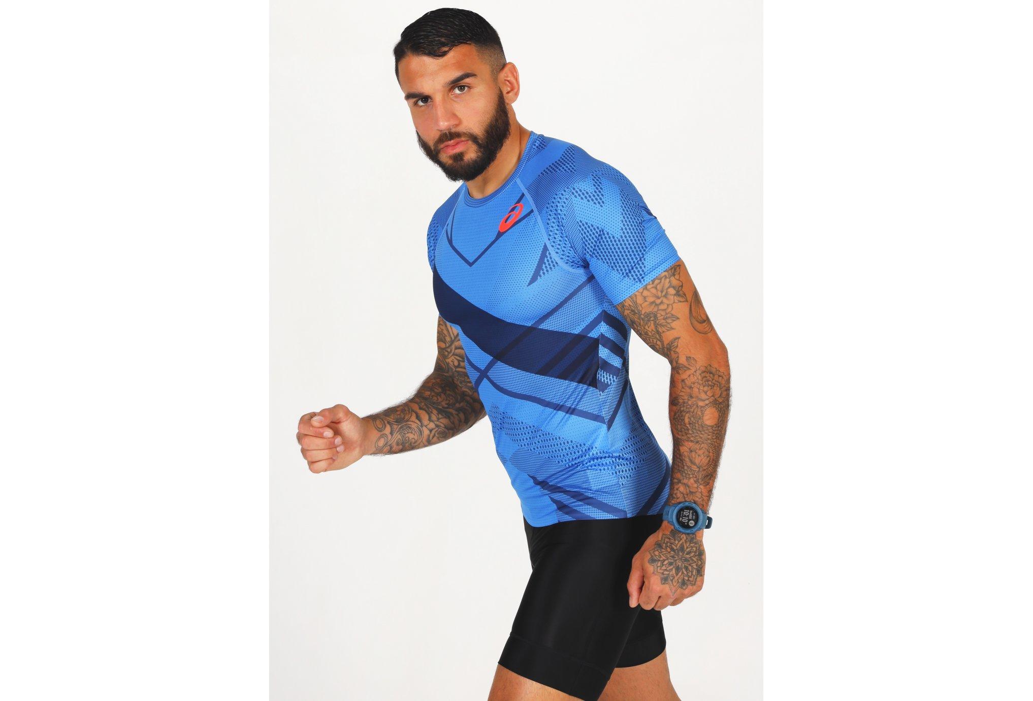 Asics Cooling M Diététique Vêtements homme