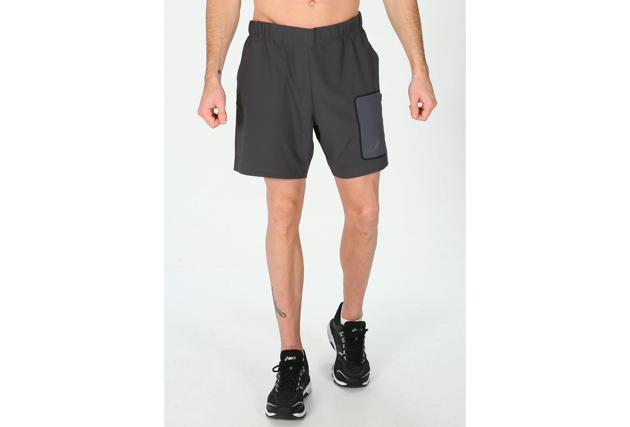 Asics Elite 7Inch M Diététique Vêtements homme