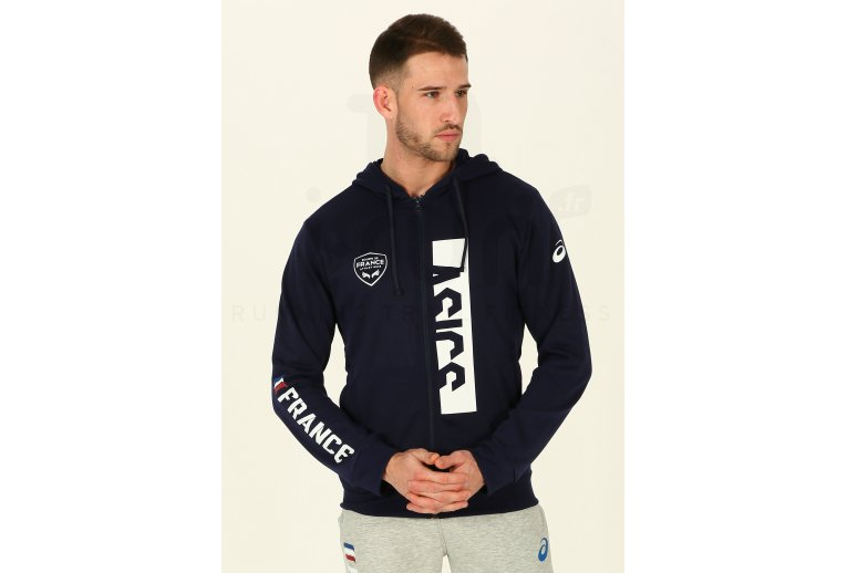 Asics Entry Hoodie France M