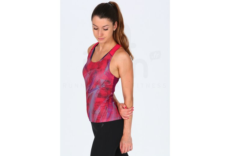 Asics Fitted GPX Tank W