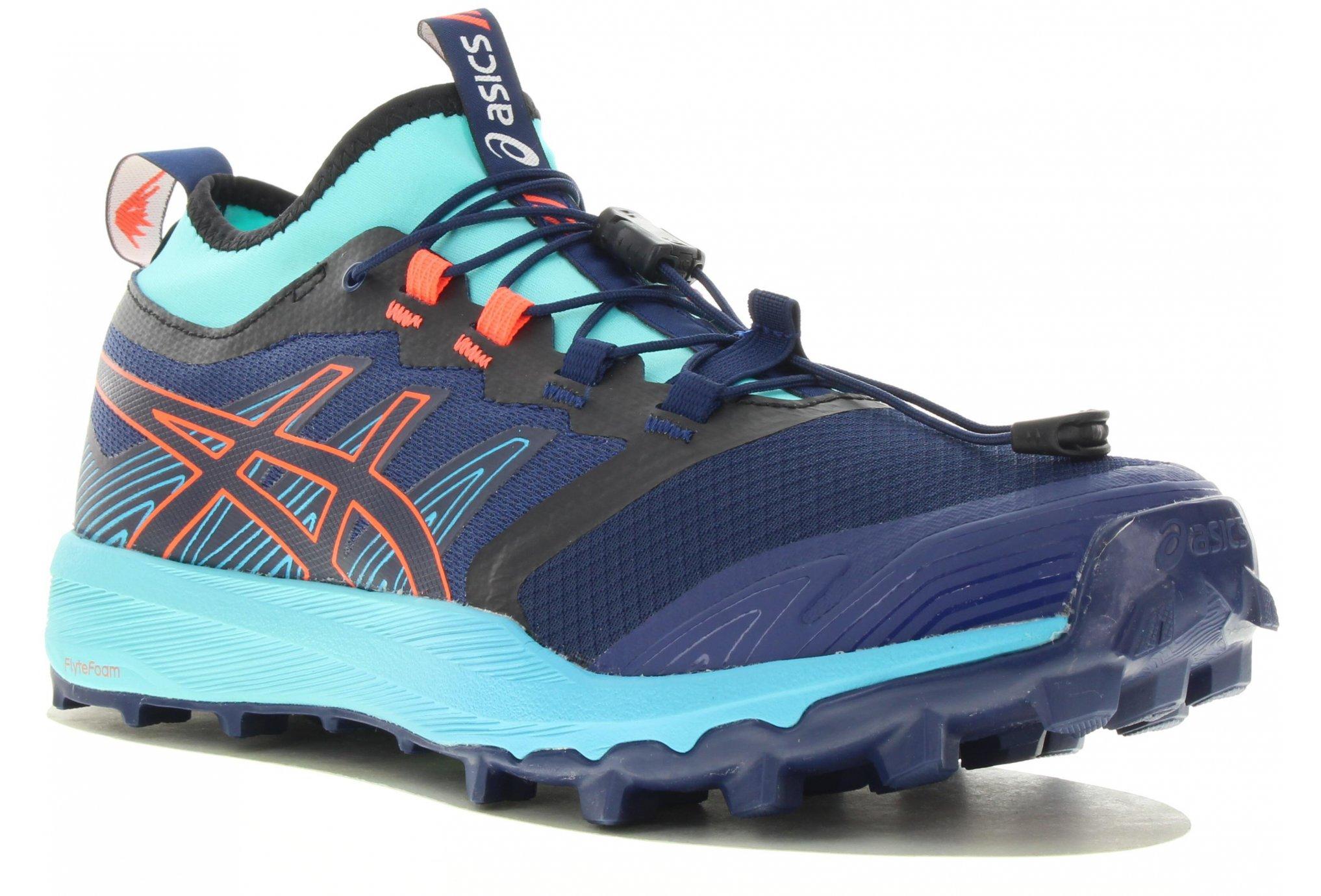 Asics FujiTrabuco Pro W Chaussures running femme