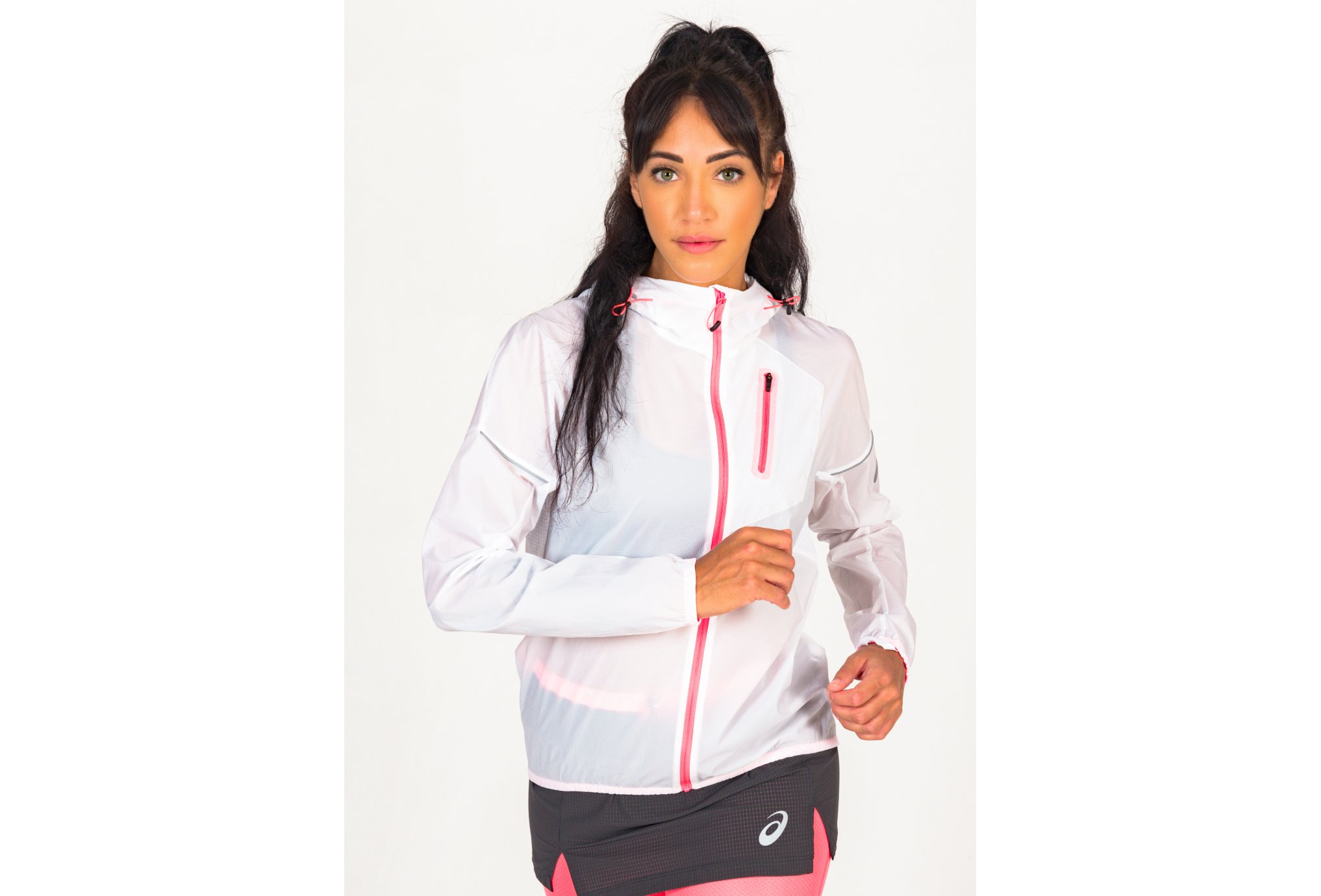Asics Fujitrail W vêtement running femme