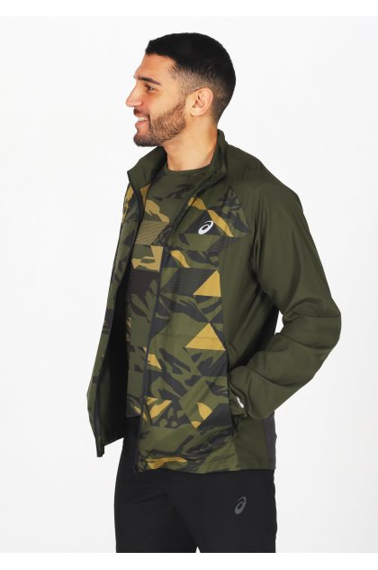 Asics chaqueta Future Camo