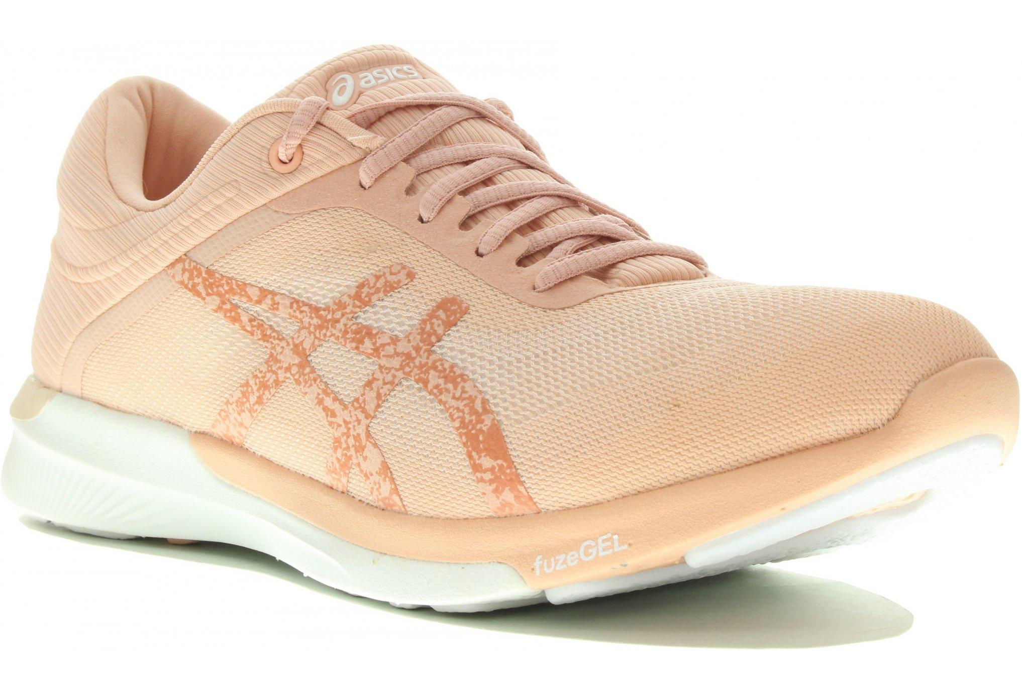 Asics FuzeX Rush W Diététique Chaussures femme