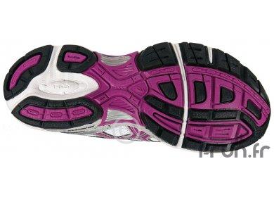 Asics Gel 1150 Femme blanc et violet pas cher - Chaussures running ... 4521eb9207b5