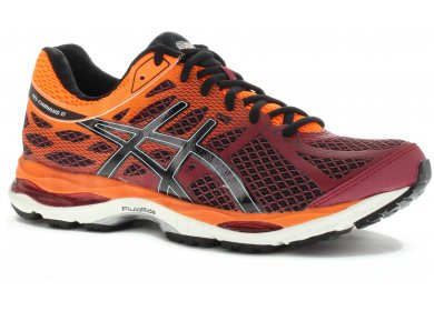 Route Asics M Chaussures Pas Gel Cher Running Cumulus 17 Homme 1Trz1a