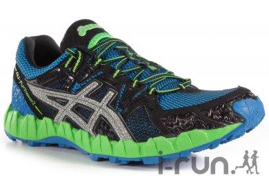 asics chaussures running gel fuji trainer 2