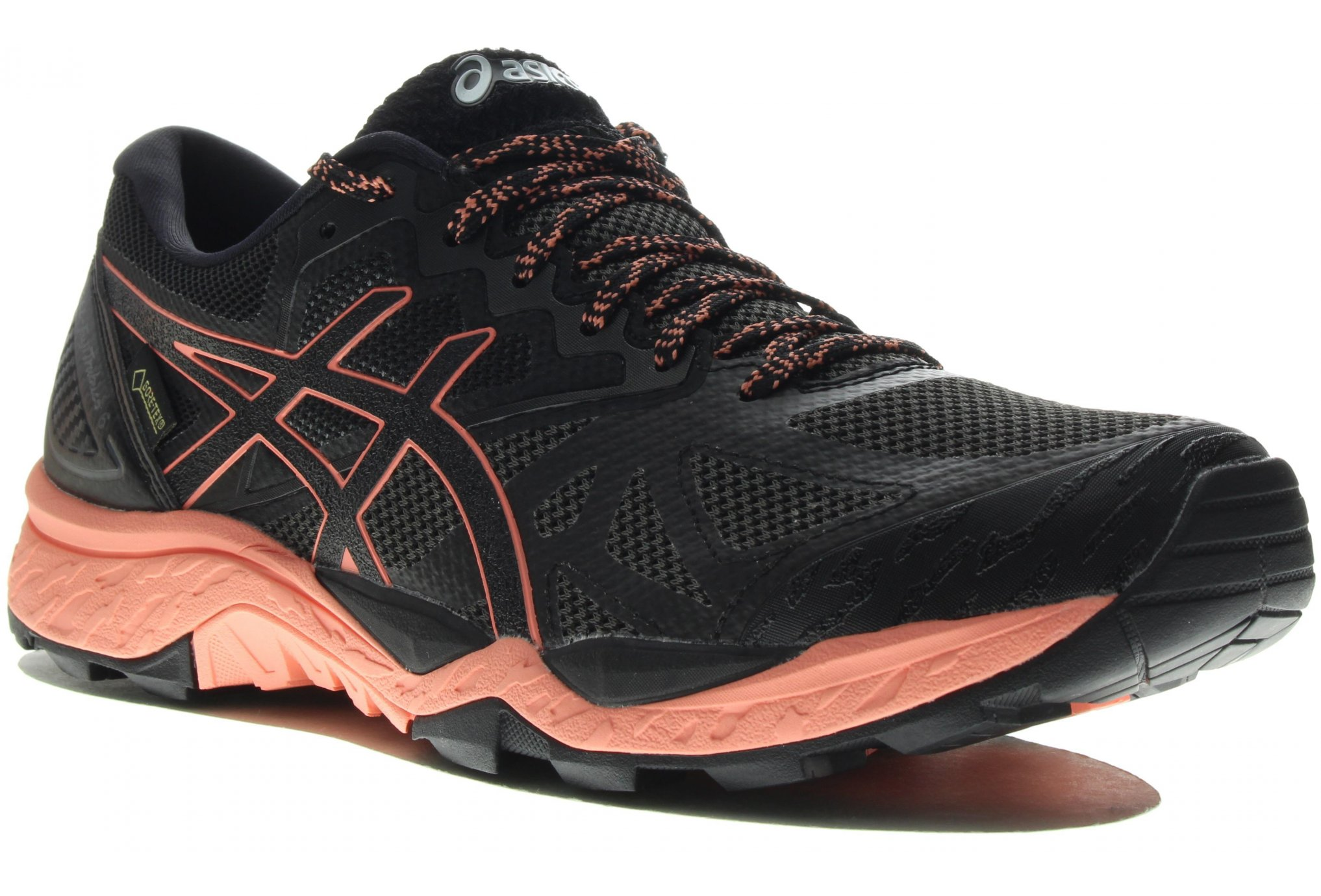 Asics Gel-Fujitrabuco 6 Gore-Tex W Chaussures running femme