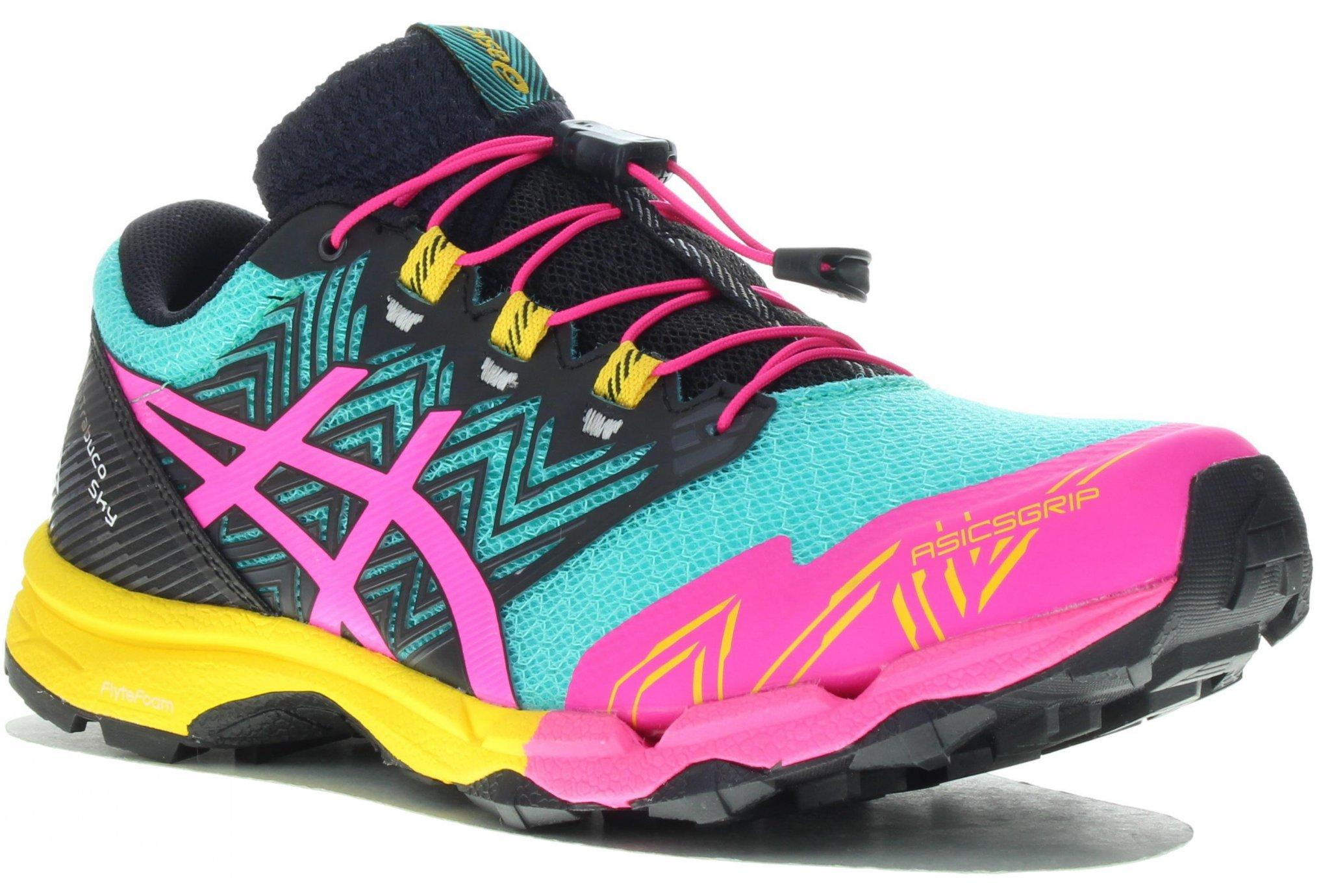 Asics Gel-FujiTrabuco SKY W Chaussures running femme