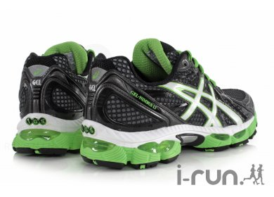 Chaussures running femme : Asics gel nimbus 13. La chaussure