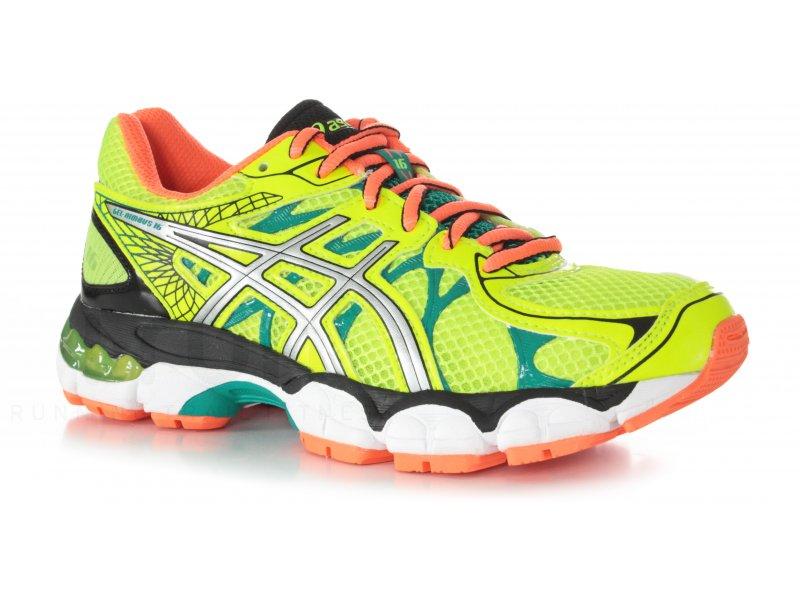 Asics 16 Gs Junior Chaussures Running Gel Nimbus Homme ED2H9I