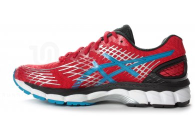 asics gel nimbus 17 rouge