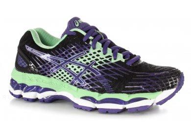 chaussures running femme gel nimbus 17 asics asics