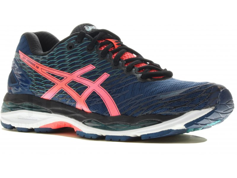 asics gel nimbus 18 test