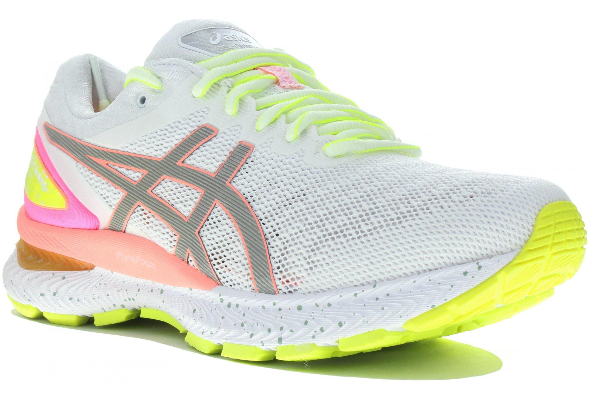 Asics Gel-Nimbus 22 Expert W Chaussures running femme