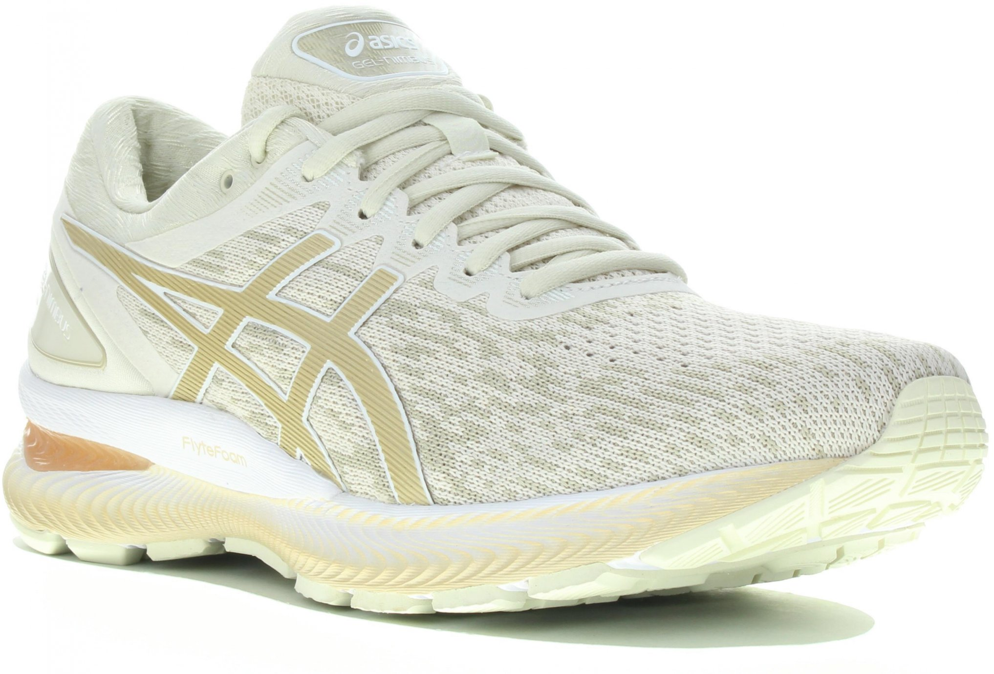 Asics Gel-Nimbus 22 Knit W Chaussures running femme