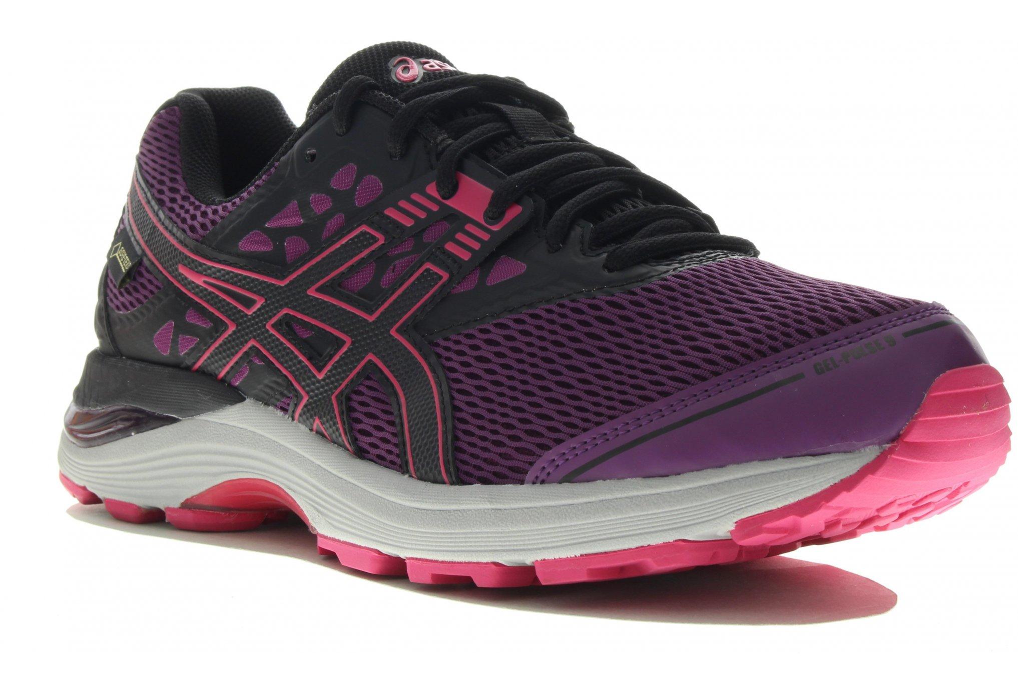 Asics Gel-Pulse 9 Gore-Tex W Chaussures running femme
