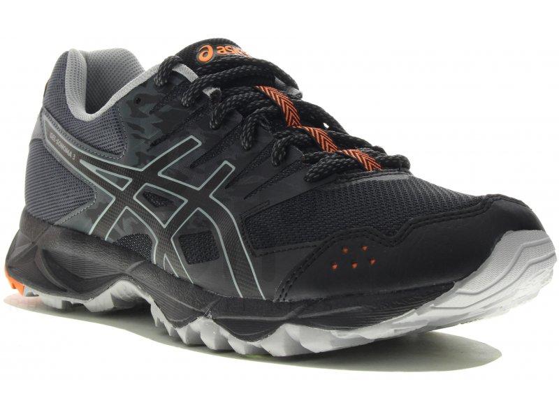 ASICS GEL-SONOMA 3 - Chaussures de running gris lponvpzw