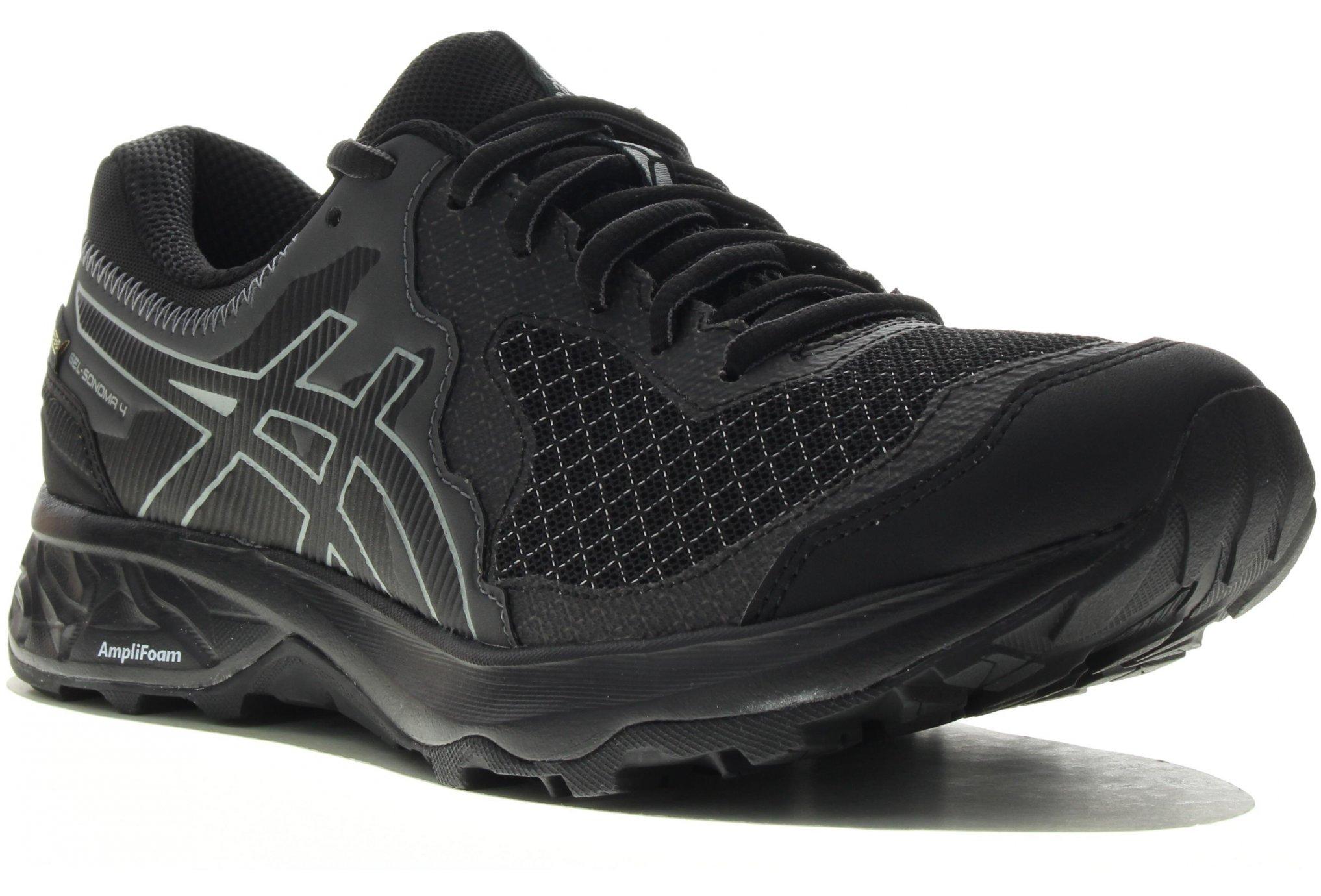 Asics Gel-Sonoma 4 Gore-Tex W Chaussures running femme