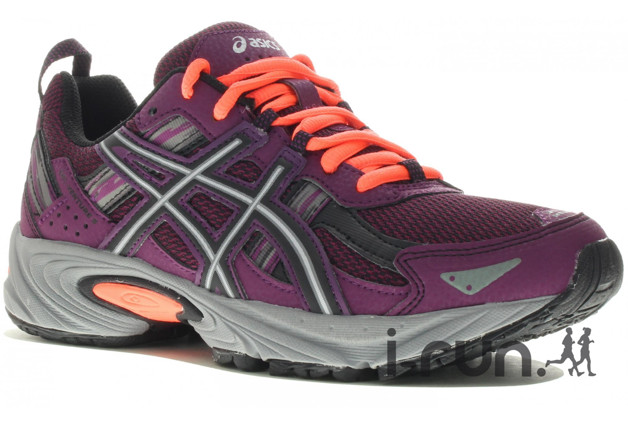 Asics gel venture 5 w chaussures running femme