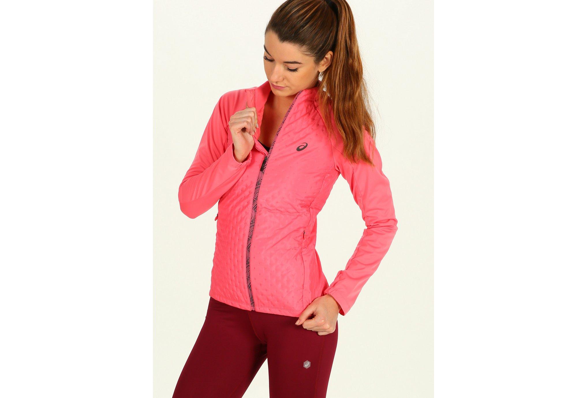 Asics Hybrid W vêtement running femme