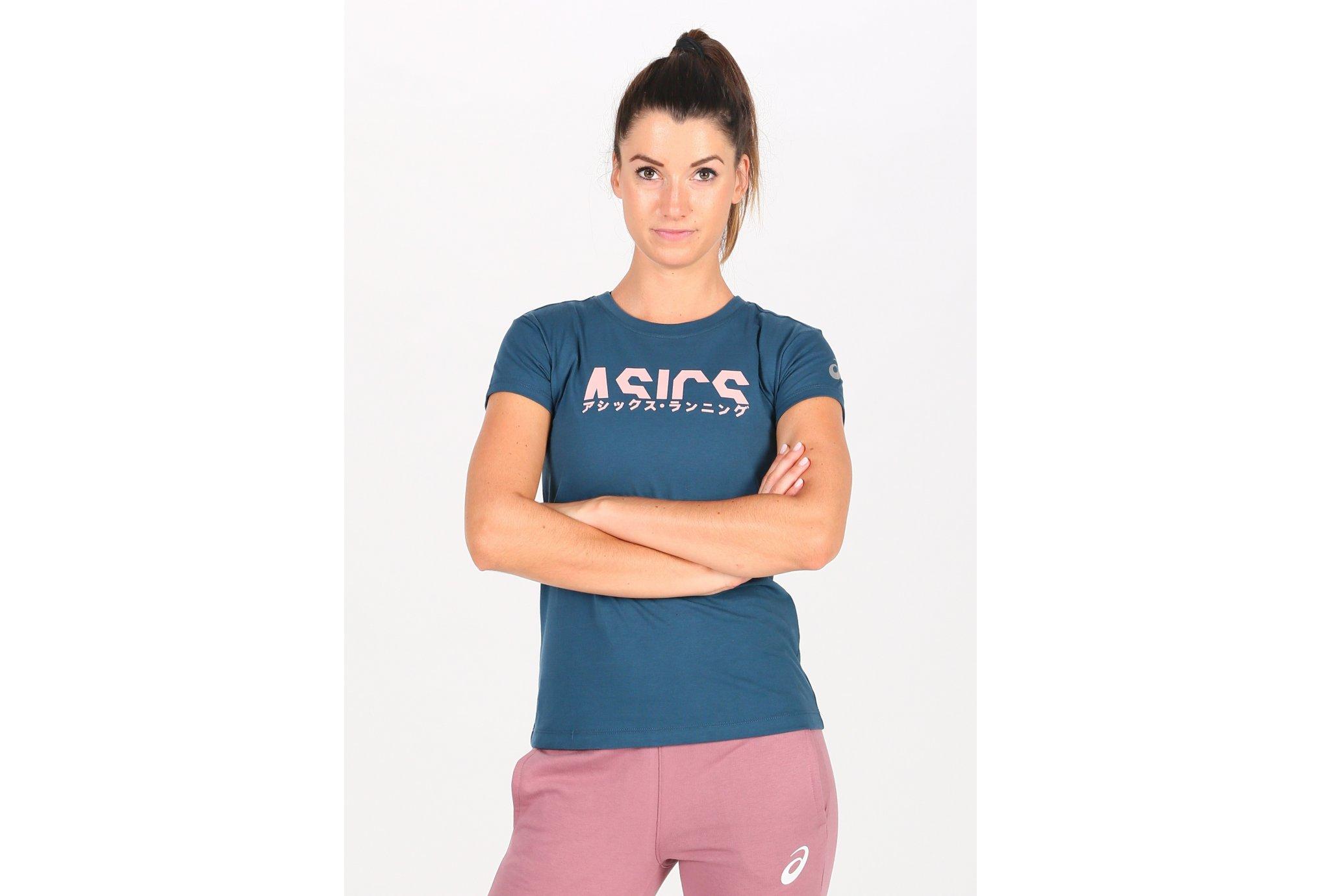 Asics Katakana Graphic W vêtement running femme
