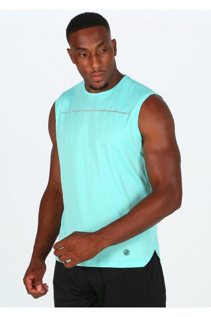 Asics Camiseta sin manga Lite-Show Sleeveless