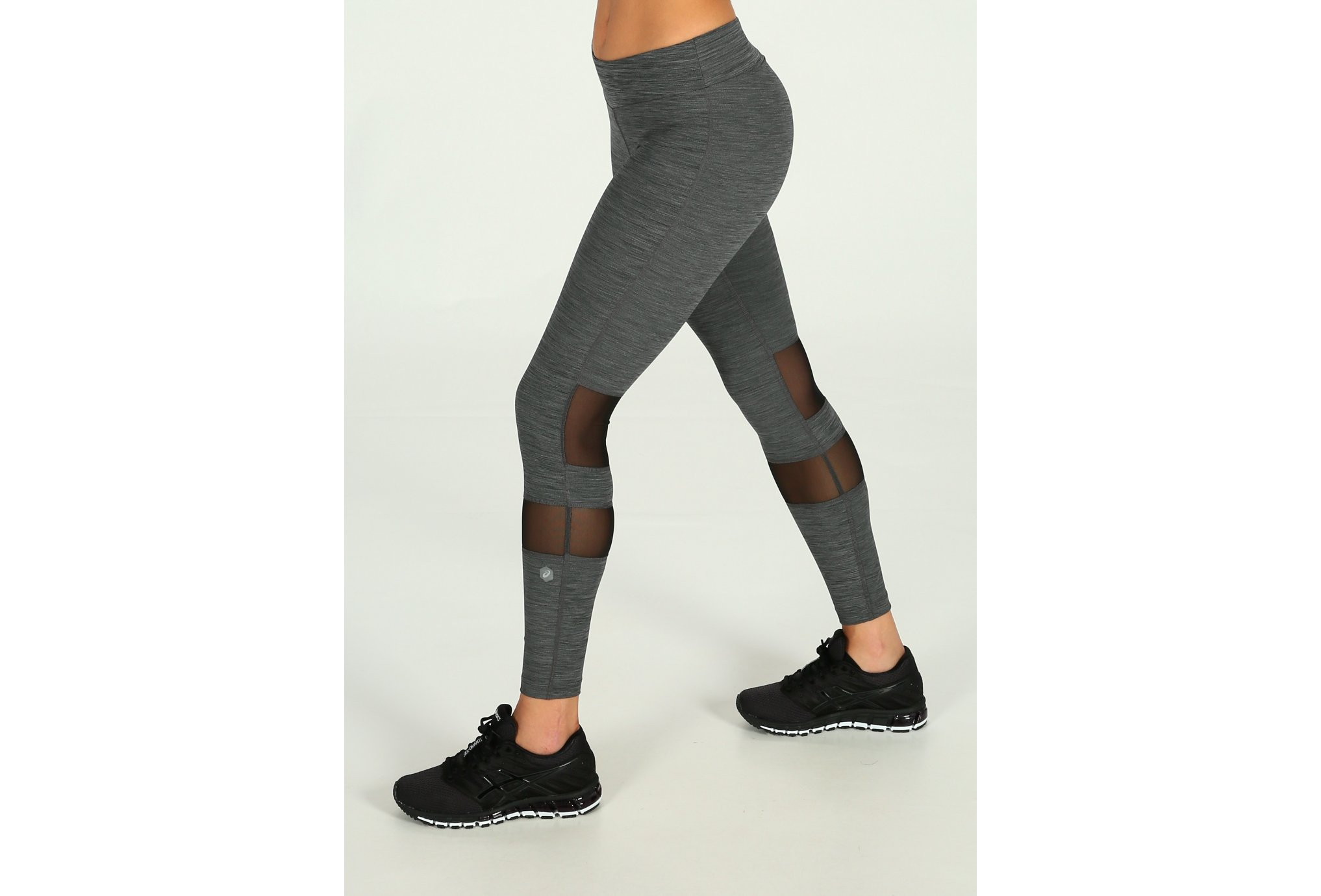 Asics Melange 7/8 Tight W vêtement running femme