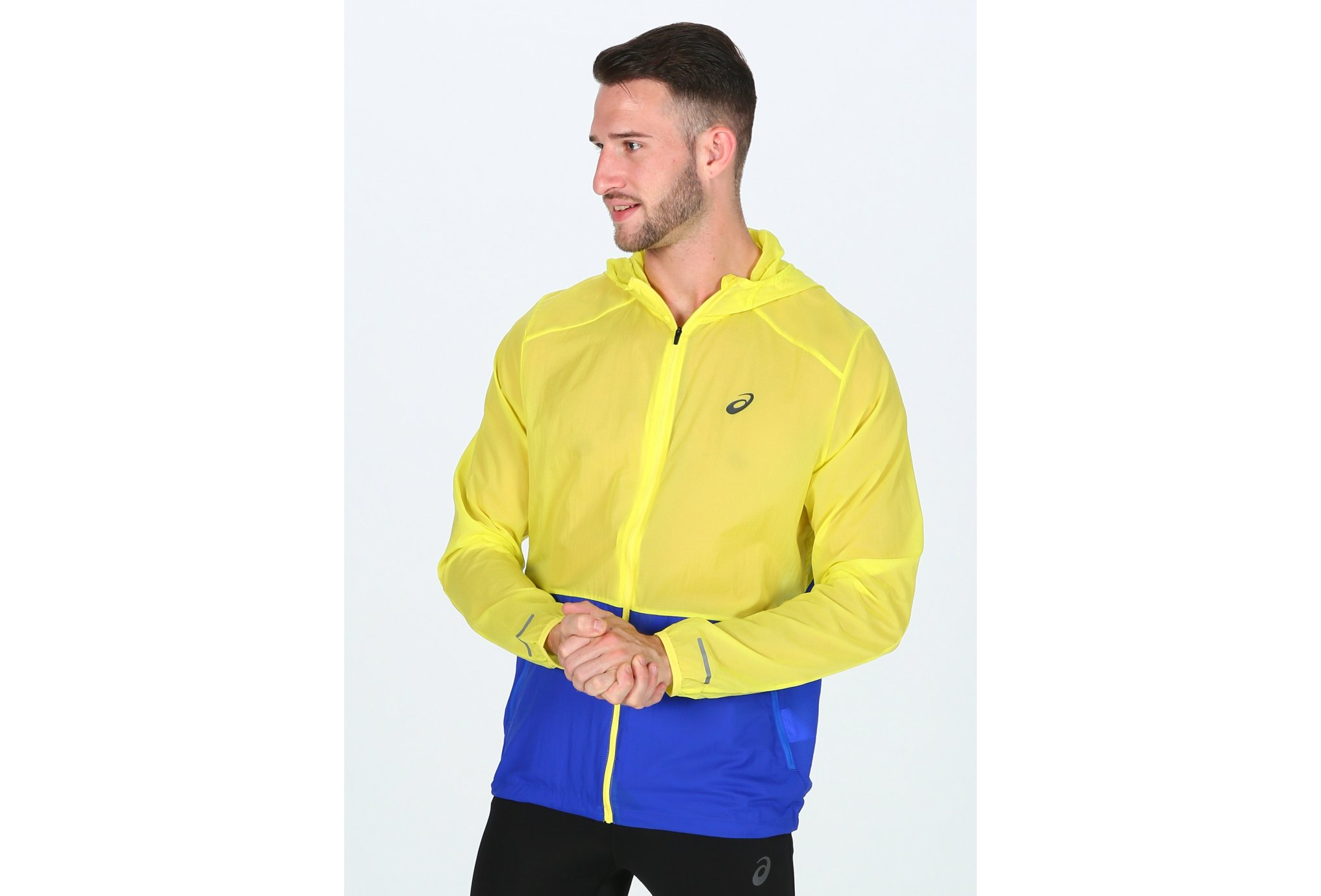Asics Packable Jacket M vêtement running homme