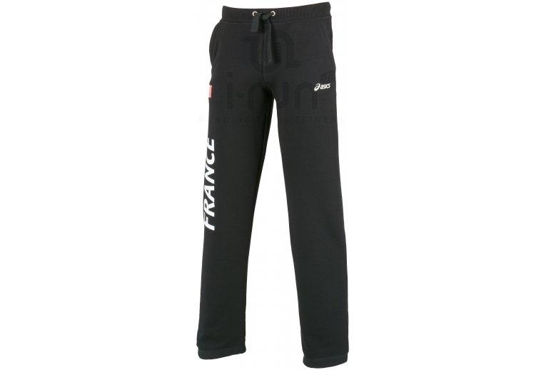 Asics Pantalon Jogging Equipe de France M