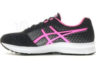 asics baskets chaussures running patriot 8 femme