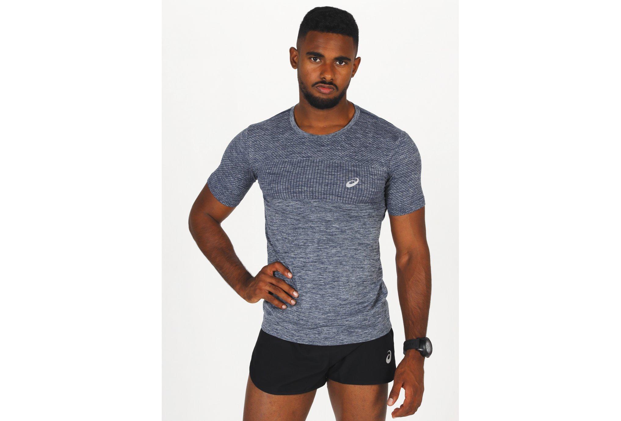 Asics Race Seamless M Diététique Vêtements homme