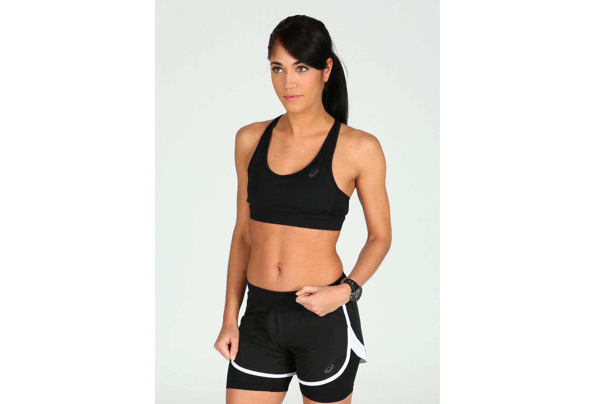 Asics Racerback Diététique Vêtements femme