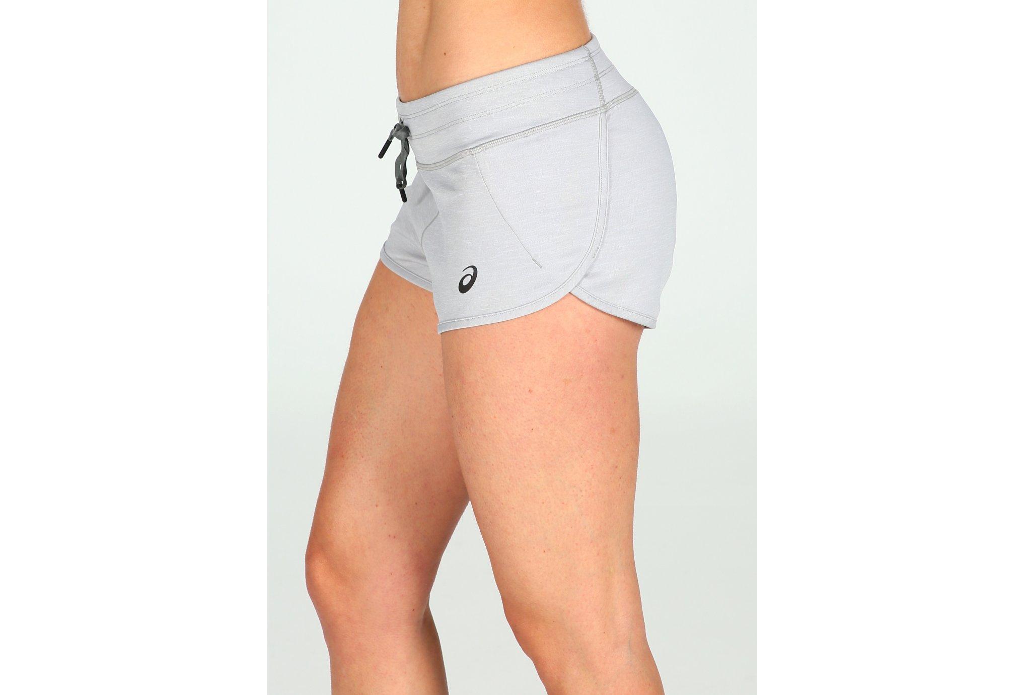Asics Reversible Short W Diététique Vêtements femme