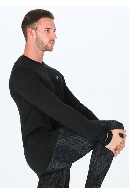 Asics camiseta manga larga Seamless Texture