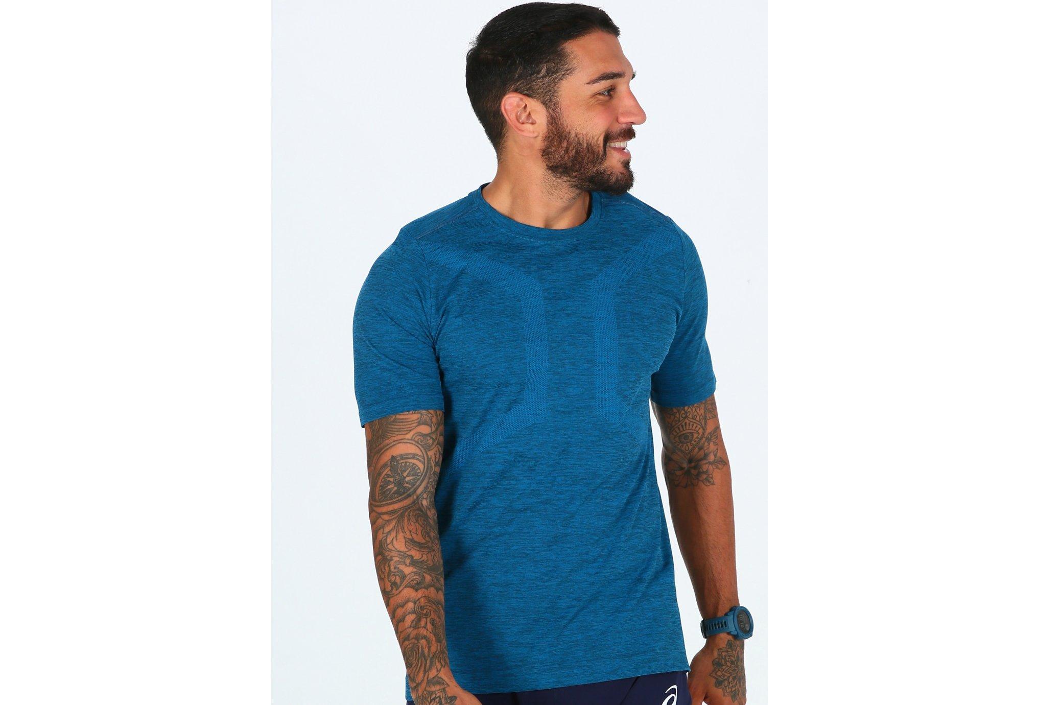 Asics Seamless Top M Diététique Vêtements homme