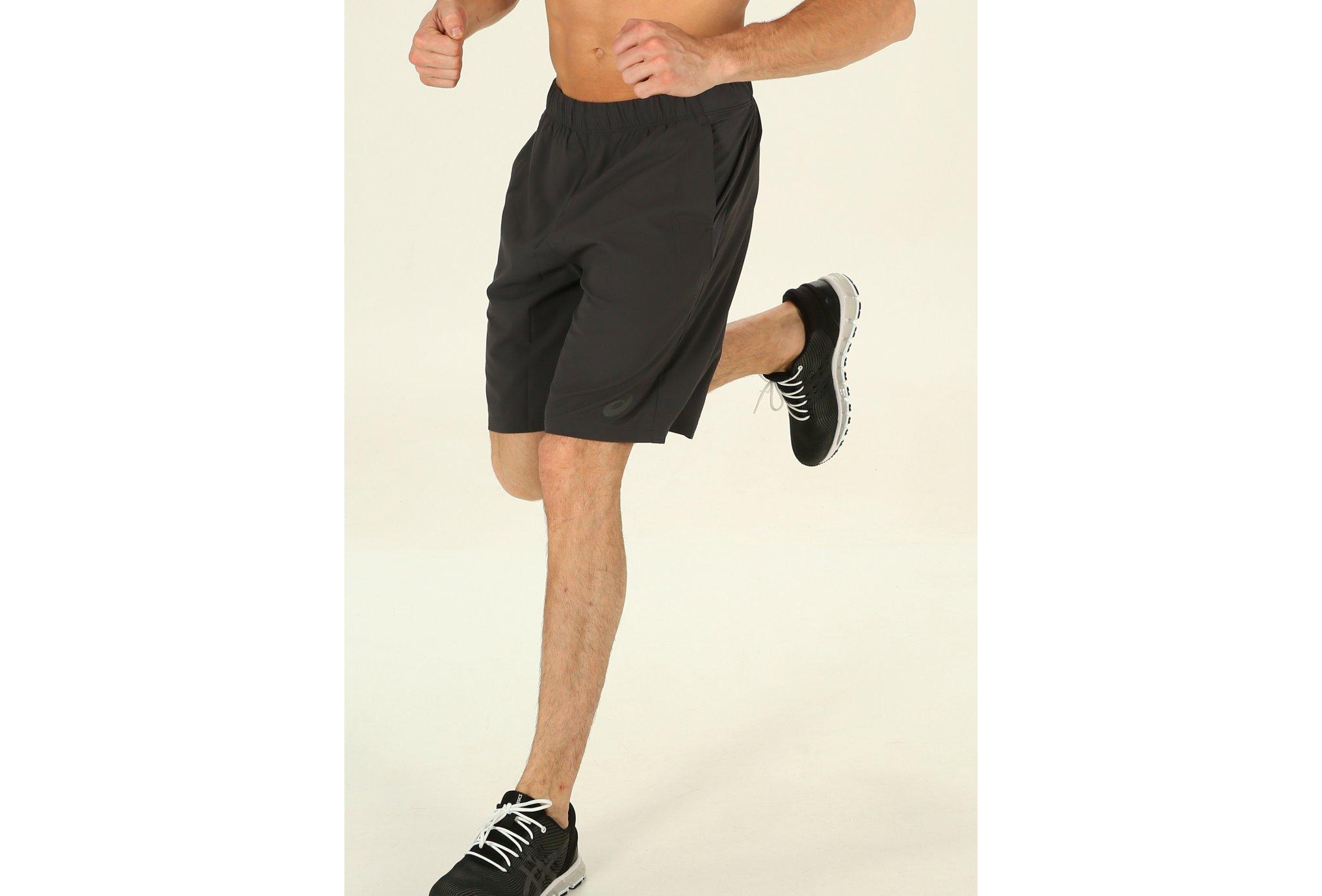 Asics Short FuzeX M vêtement running homme
