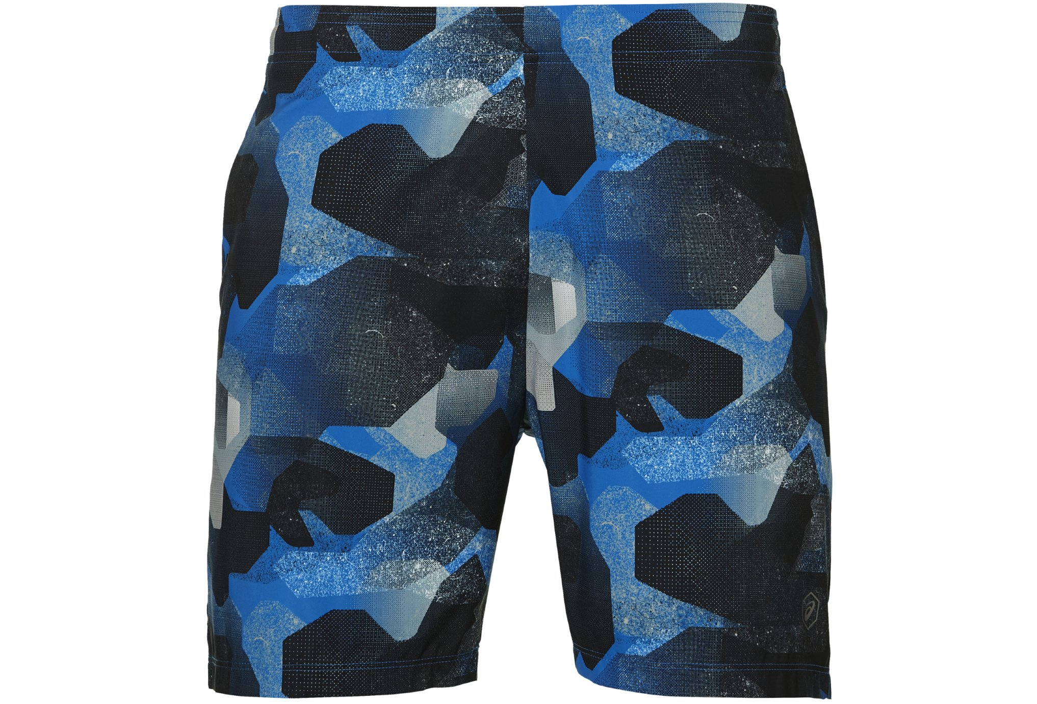 Asics Short FuzeX Printed 7inch M vêtement running homme