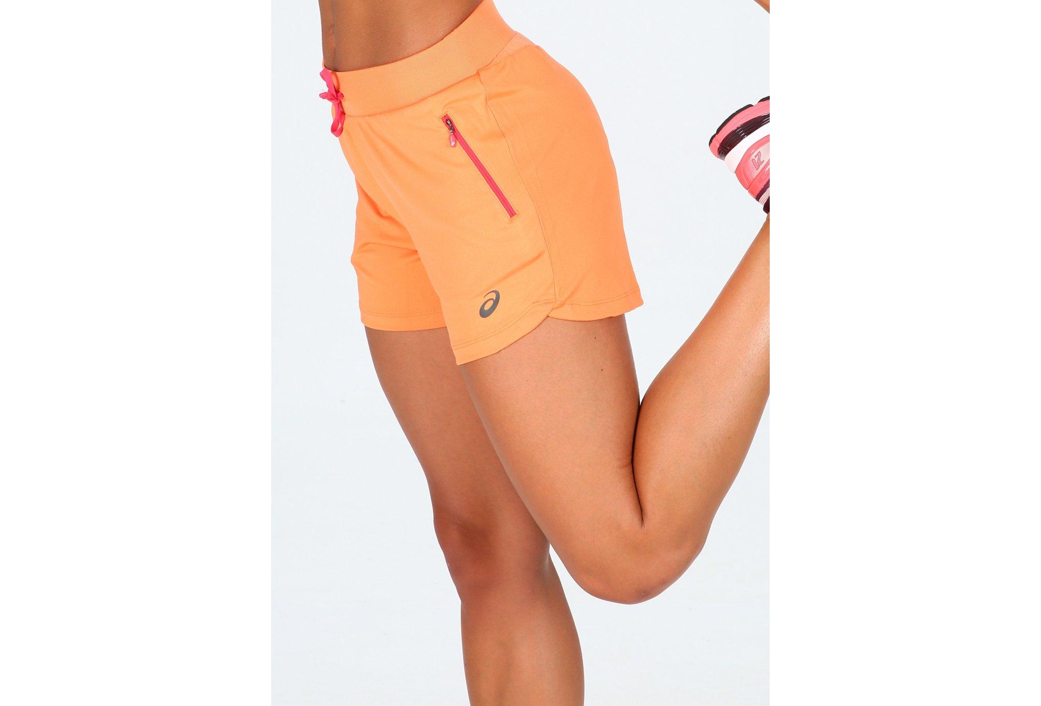 Asics Short FuzeX W Diététique Vêtements femme