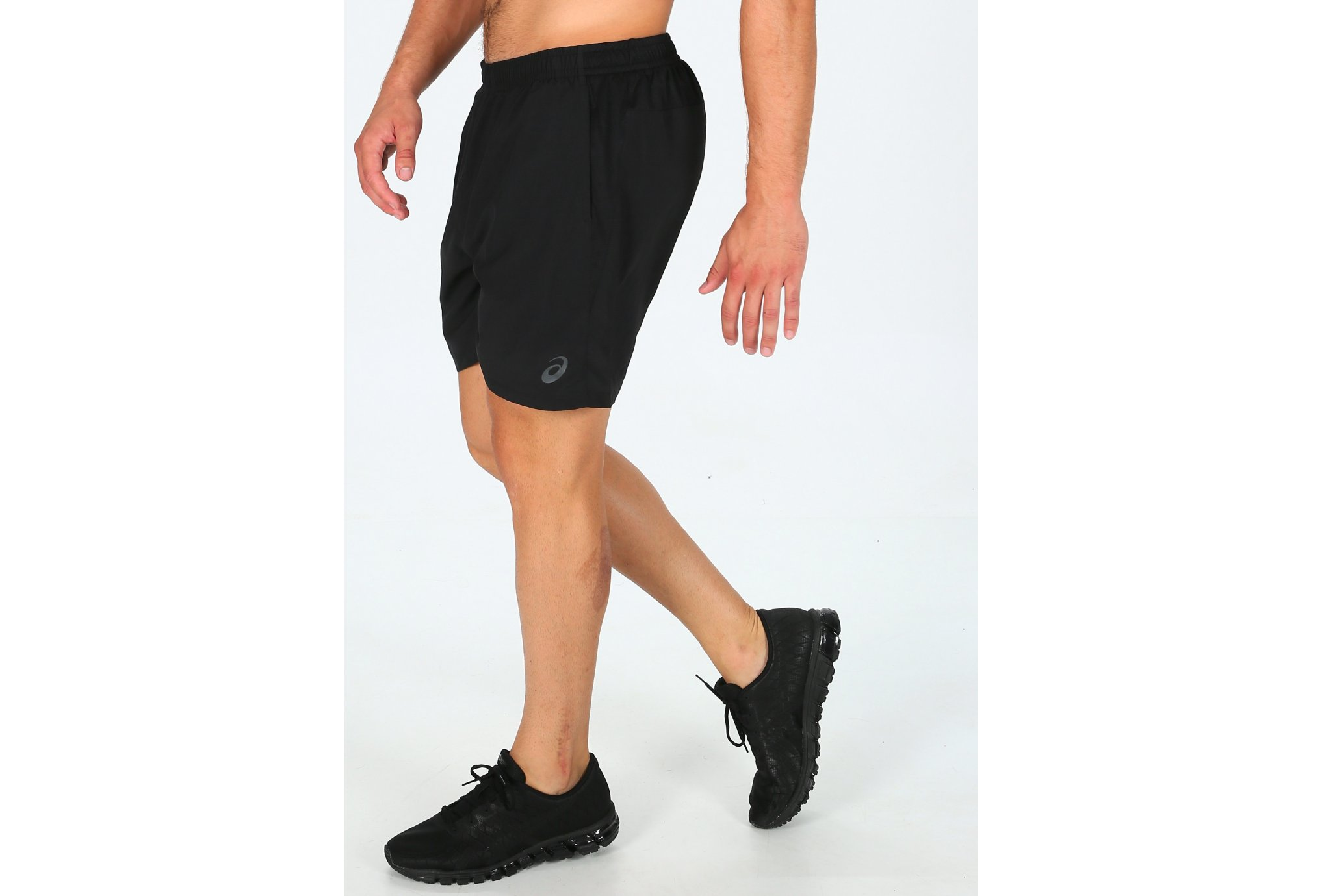 Asics Short Woven M vêtement running homme